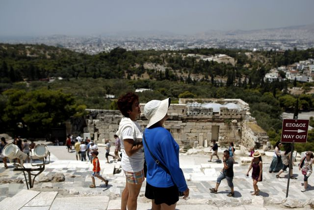 Οι τουρίστες επιστρέφουν στην Ελλάδα | tanea.gr