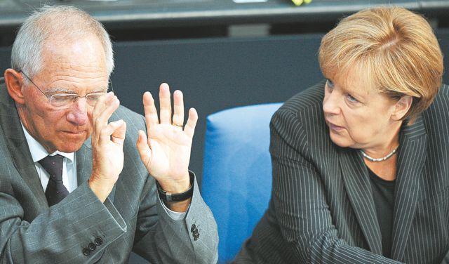 Εσωκομματικές βολές κατά Μέρκελ εξαιτίας της ίδρυσης νέου κόμματος στη Γερμανία | tanea.gr