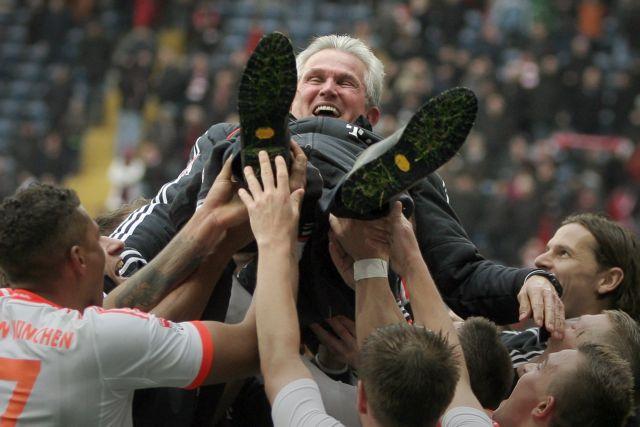 Η Μπάγερν γιόρτασε τον 23ο τίτλο στη Γερμανία | tanea.gr