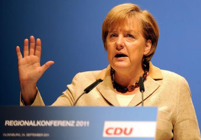 Σταθερά πρώτοι στις δημοσκοπήσεις οι Χριστιανοδημοκράτες στη Γερμανία   tanea.gr