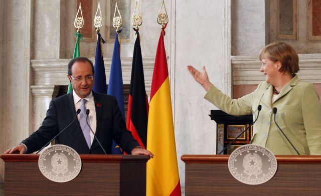 Χωρίς αιχμές κατά Γερμανίας ή Μέρκελ το τελικό κείμενο των γάλλων σοσιαλιστών | tanea.gr