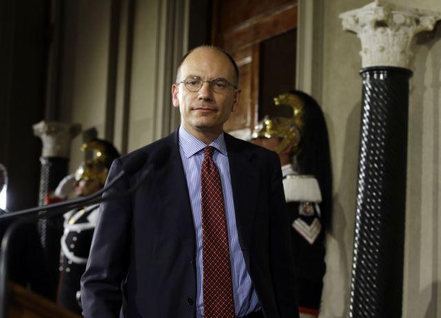 Εντολή σχηματισμού κυβέρνησης στην Ιταλία έλαβε ο Ενρίκο Λέτα | tanea.gr