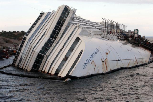 Πρόστιμο ενός εκατ. ευρώ στην πλοιοκτήτρια του Costa Concordia | tanea.gr