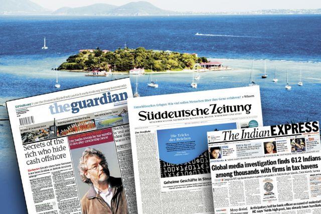 Παγκόσμιος σεισμός για τις φορο-οάσεις | tanea.gr