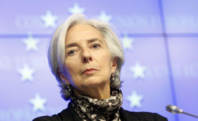 Χαλάρωση της λιτότητας στην ΕΕ προτείνει η Λαγκάρντ   tanea.gr