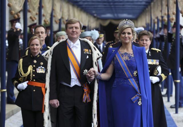 Νέος βασιλιάς στην Ολλανδία ο Βίλεμ Αλεξάντερ   tanea.gr