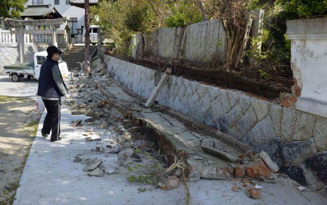 Σεισμός 6,3 Ρίχτερ στο Κόμπε της Ιαπωνίας με 22 τραυματίες | tanea.gr