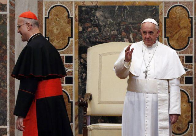 Οκτώ καρδιναλίους όρισε ο Πάπας ως συμβούλους του | tanea.gr