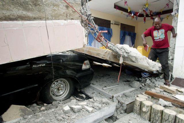 Σεισμός 6,8 Ρίχτερ στην Παπούα Νέα Γουινέα | tanea.gr