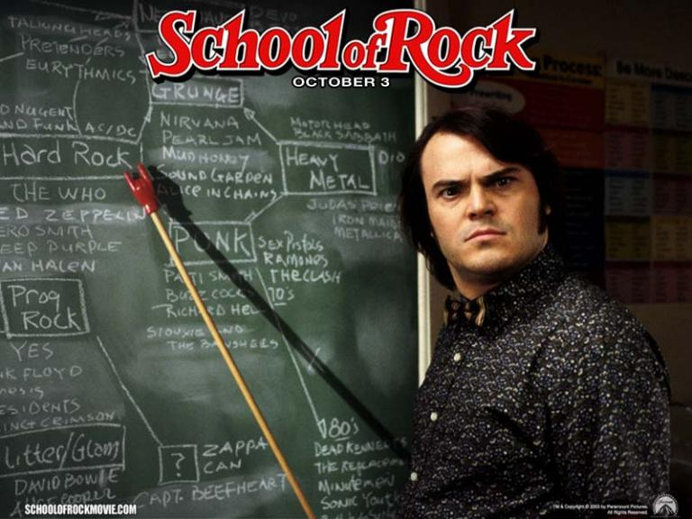 Το ροκ σχολείο γίνεται μιούζικαλ   tanea.gr