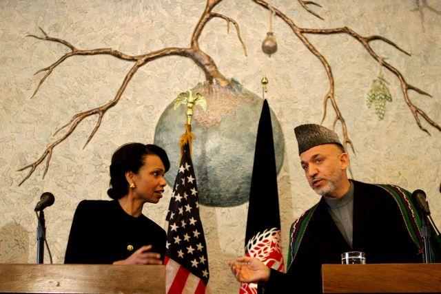 New York Times: «Χρήμα-φάντασμα από τη CIA στο Αφγανιστάν» | tanea.gr
