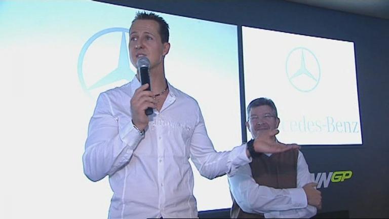 Πρεσβευτής της Mercedes θα είναι στο εξής ο Μάικλ Σουμάχερ | tanea.gr
