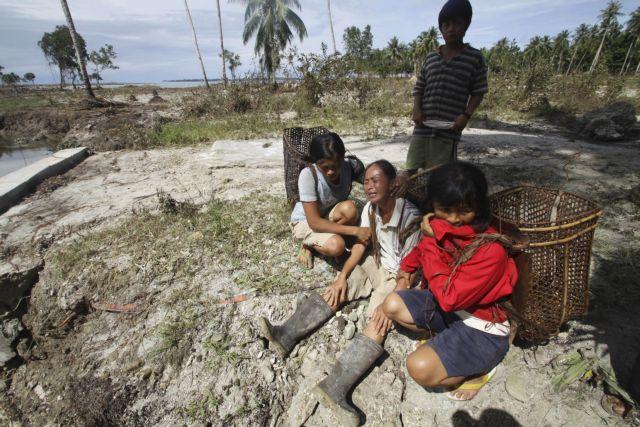 Σεισμός μεγέθους 7,2 Ρίχτερ στην Ινδονησία | tanea.gr