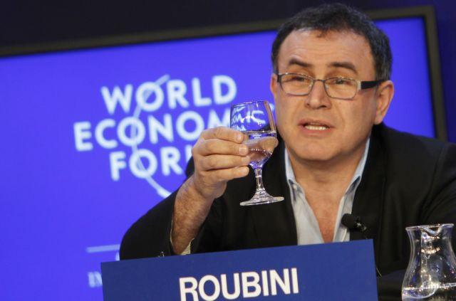Ρουμπινί: «Εκδώστε ευρωομόλογα» | tanea.gr
