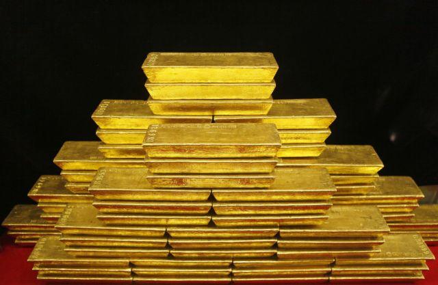 Μεγάλα φορτία χρυσού και ασημιού ήταν έτοιμα να «πετάξουν» στη Γερμανία | tanea.gr