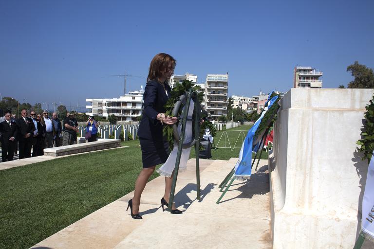 Η Αυστραλία τίμησε στην Ελλάδα τους πεσόντες στη μάχη της Καλλίπολης   tanea.gr