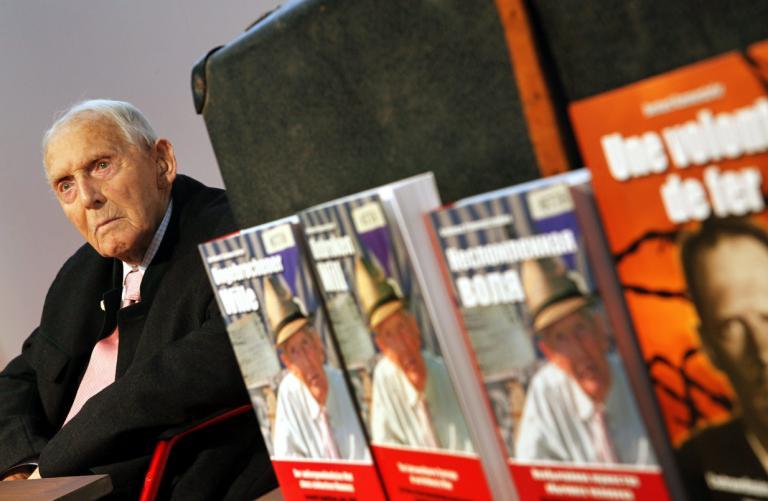 Σε ηλικία 107 ετών πέθανε ο γηραιότερος επιζών των ναζιστικών στρατοπέδων συγκέντρωσης | tanea.gr