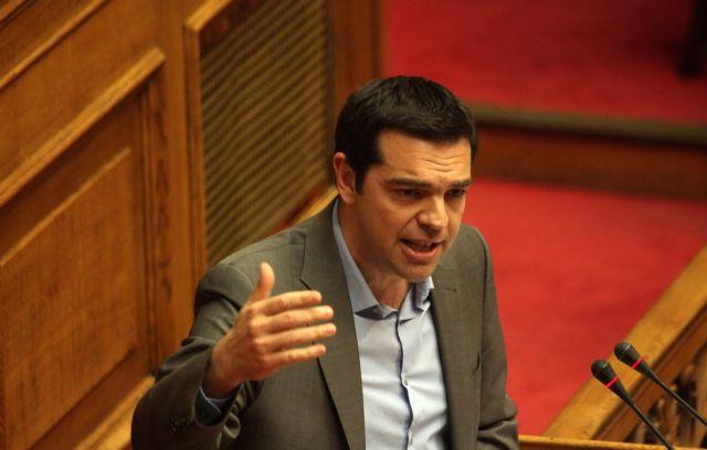 Ο Τσίπρας ρωτά τον Ρουπακιώτη γιατί αποσύρθηκε το σχέδιο του αντιρατσιστικού νόμου | tanea.gr