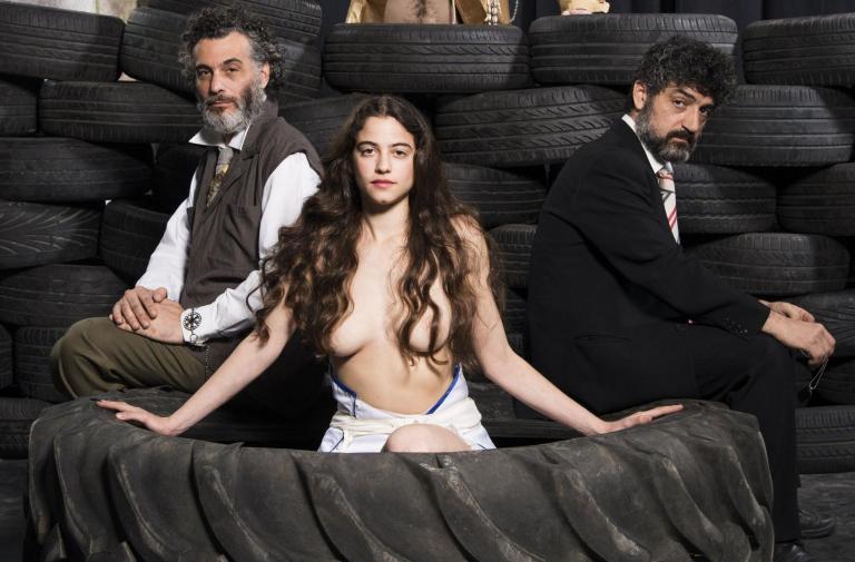 Την «Ιλιάδα» σε παράσταση πέντε ωρών ανεβάζει ο Στάθης Λιβαθινός στο Φεστιβάλ Αθηνών   tanea.gr