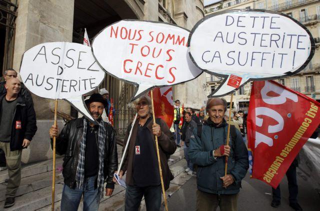 Reuters: «Οι φορολογούμενοι του Βορρά δεν έχουν πληρώσει ούτε ένα ευρώ για τα πακέτα διάσωσης» | tanea.gr