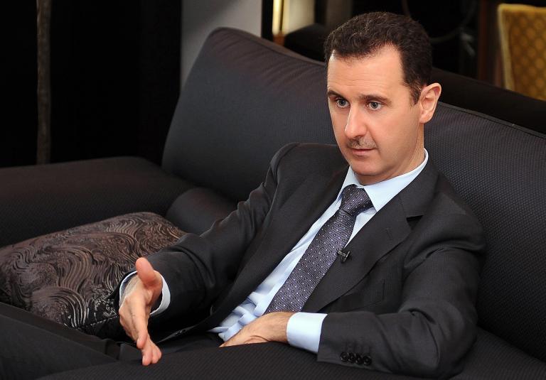 «Η Ευρώπη θα πληρώσει το τίμημα εάν παραδώσει όπλα στους αντάρτες», λέει ο Μπασάρ αλ Ασαντ | tanea.gr
