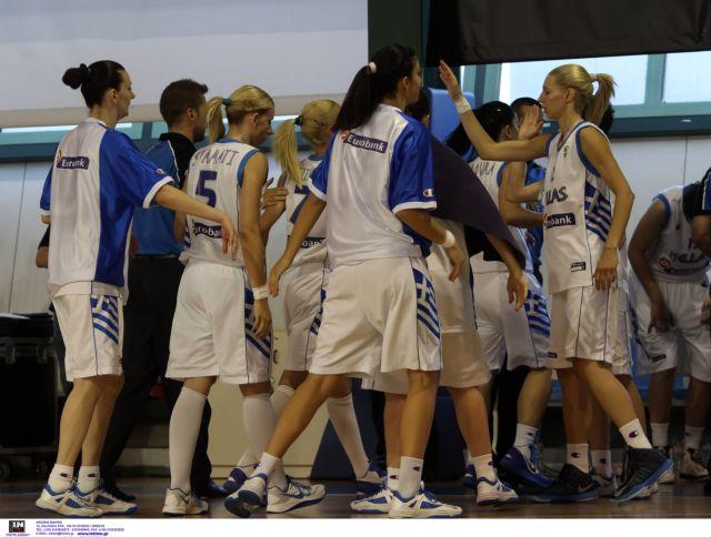 Η εθνική γυναικών προκρίθηκε στην τελική φάση του ευρωπαϊκού πρωταθλήματος 2015 στο μπάσκετ | tanea.gr