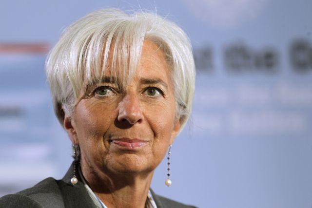 Λαγκάρντ: «Το ΔΝΤ δεν είναι μηχάνημα αυτόματων συναλλαγών»   tanea.gr