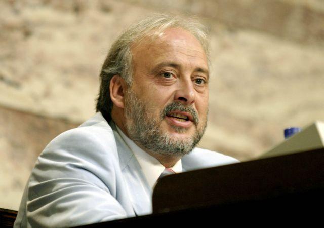 Γιώργος Καλαντζής: «Δεν θα επιτρέψουμε άλλα επεισόδια στη Βουλή» | tanea.gr
