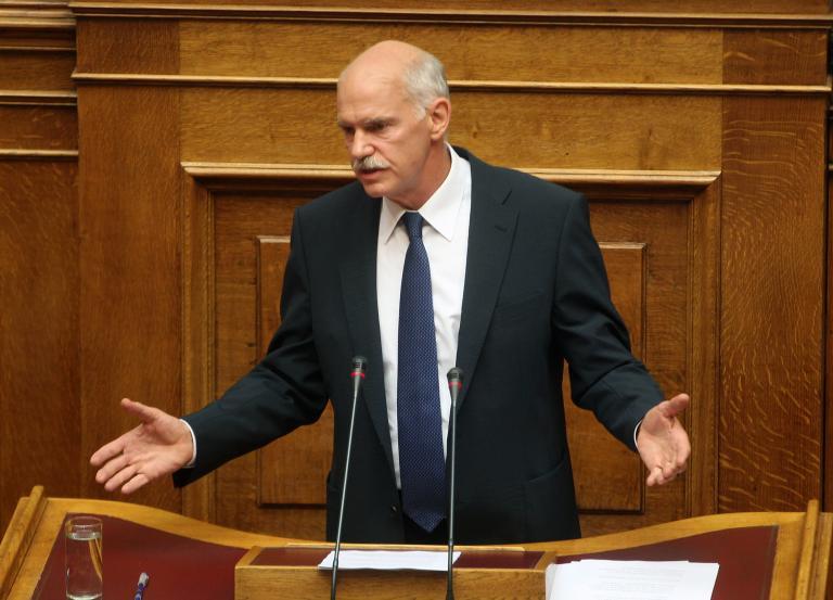 Παπανδρέου: «Εάν με άκουγαν οι Ευρωπαίοι θα είχαμε αποφύγει το Μνημόνιο» | tanea.gr