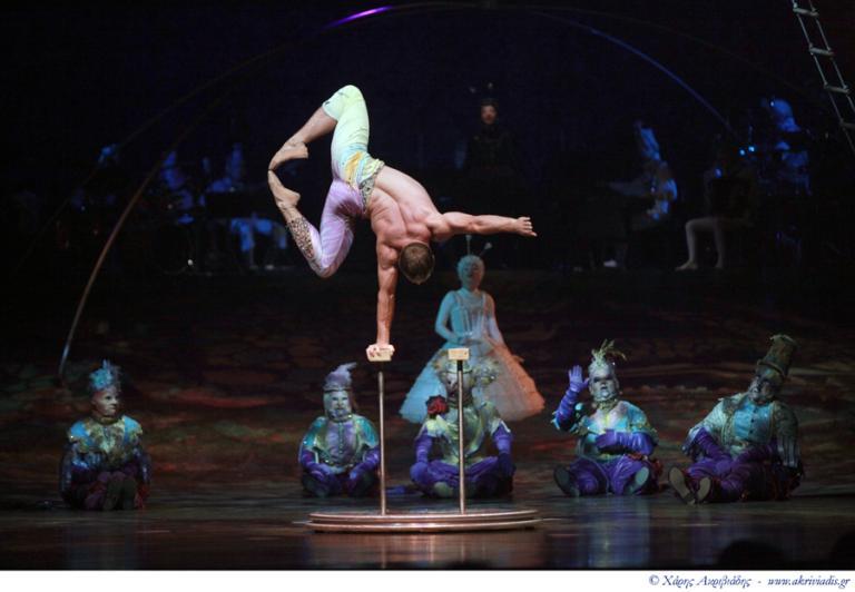 Το Cirque du Soleil επιστρέφει στο Λας Βέγκας μετά από τον τραγικό θάνατο της ακροβάτισσας   tanea.gr