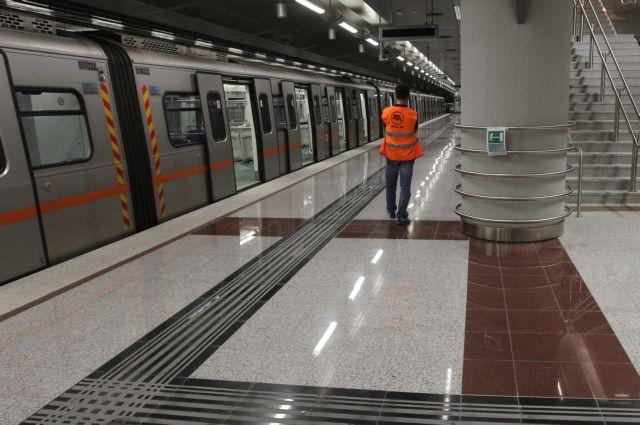 To μετρό πιάνει Ελληνικό από τις 27 Ιουλίου   tanea.gr