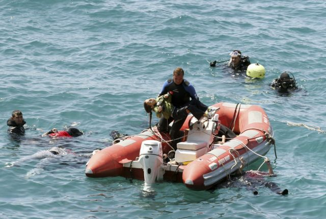Σώοι οι 130 επιβάτες του ιστιοφόρου που βυθίστηκε έξω από το Κουφονήσι Κρήτης | tanea.gr