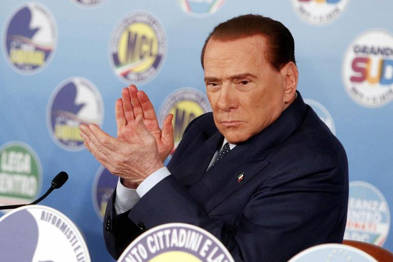 Ιταλία: Την Τρίτη η ετυμηγορία του Αρείου Πάγου για τον Μπερλουσκόνι | tanea.gr