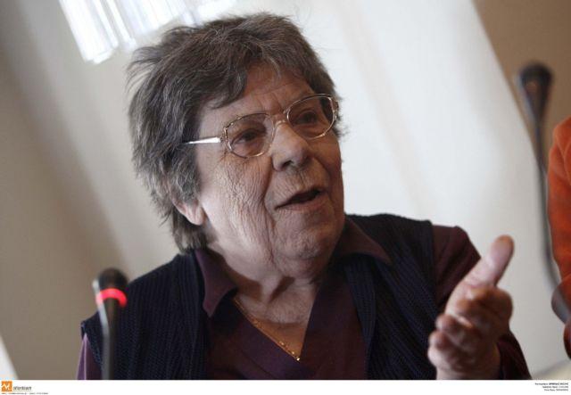 Πέθανε η σκηνοθέτιδα Αλίντα Δημητρίου | tanea.gr