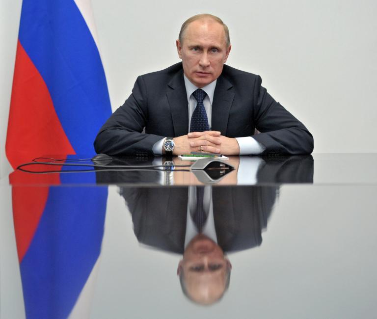 Πούτιν: Οι ΗΠΑ «παγίδευσαν» τον Σνόουντεν στο ρωσικό έδαφος | tanea.gr