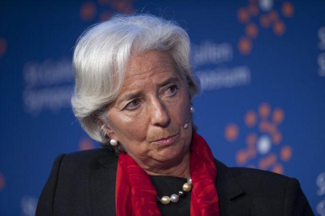 Λαγκάρντ: «Η Ελλάδα μπορεί να έχει πλεόνασμα στο τέλος του 2013»   tanea.gr