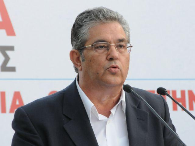 Oνομαστική ψηφοφορία επί του πολυνομοσχεδίου ζητεί το ΚΚΕ | tanea.gr