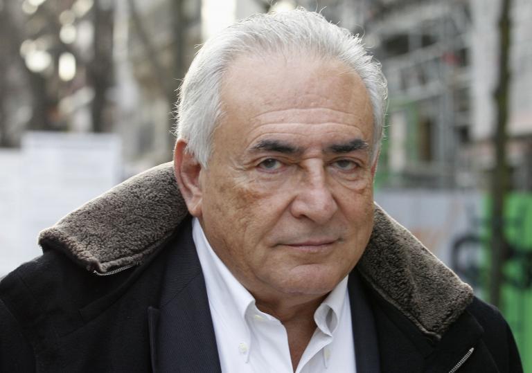 Σε ρόλο... τραπεζίτη ο Ντομινίκ Στρος-Καν   tanea.gr