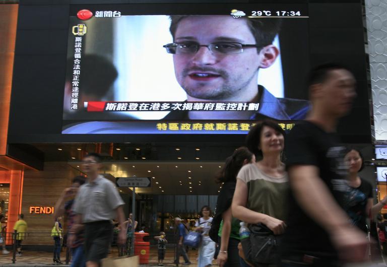 «Η NSA συνεργαζόταν με δυτικές χώρες» είχε πει ο Σνόουντεν σε παλιότερη συνέντευξή του | tanea.gr
