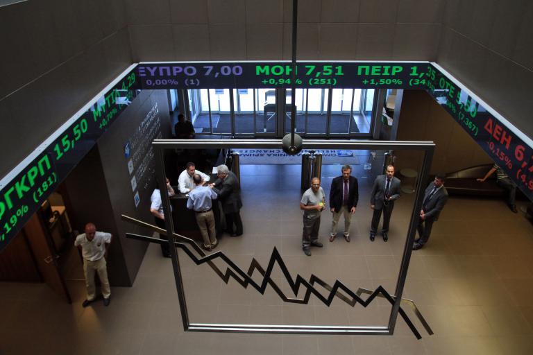 «Βουτιά» στο Χρηματιστήριο της Αθήνας κατά 2,34% | tanea.gr