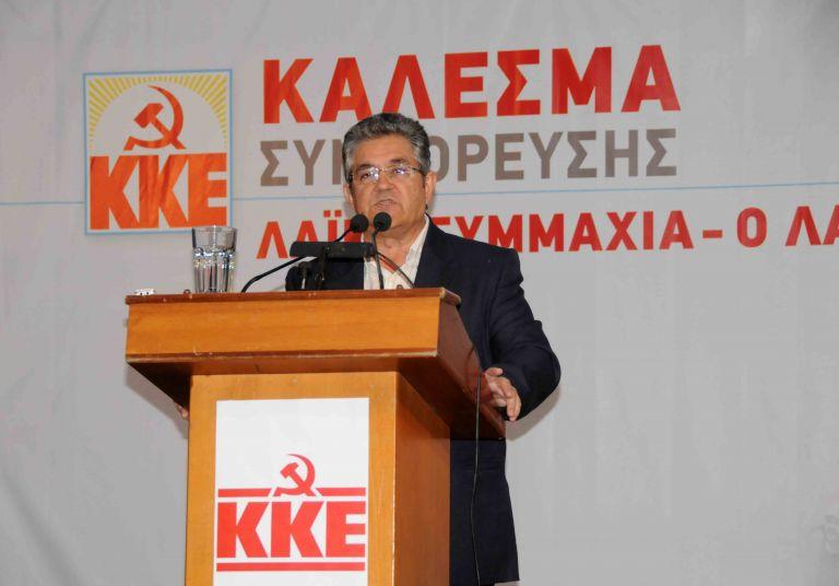 Τη λήψη άμεσων μέτρων προστασίας για την υγεία των αθλητών, ζητεί το ΚΚΕ | tanea.gr