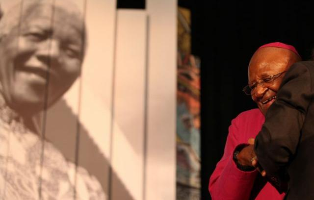 Εκκληση του Ντέσμοντ Τούτου προς τους συγγενείς του Μαντέλα: «Μην λερώνετε το όνομά του» | tanea.gr