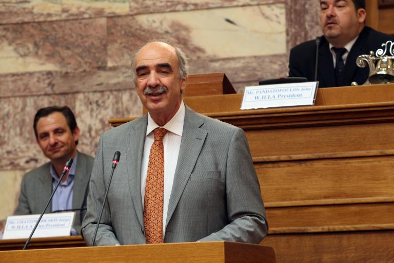 Μεϊμαράκης: «Θα αποβάλλεται όποιος προσβάλλει το Κοινοβούλιο»   tanea.gr