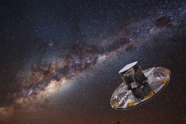 Η Γαία που θα χαρτογραφήσει τον γαλαξία μας   tanea.gr