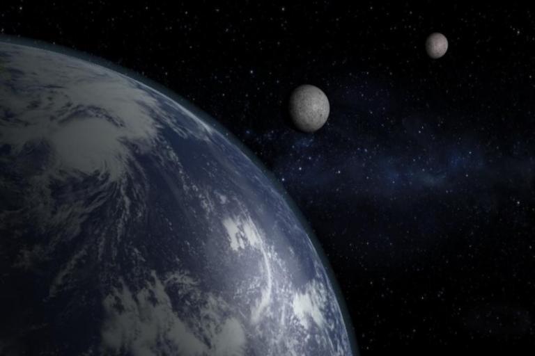Δύο φεγγάρια μπορεί να είχε κάποτε η Γη, σύμφωνα με νέα επιστημονική θεωρία   tanea.gr