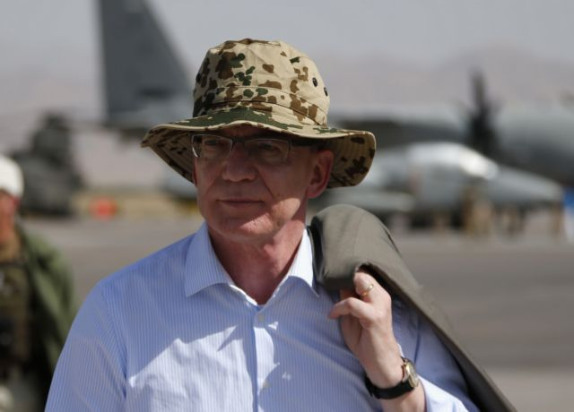 Ντε Μεζιέρ: Καλοβλέπει τη «μετάθεση» στο ΝΑΤΟ | tanea.gr