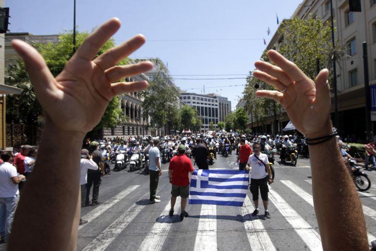 Πορεία διαμαρτυρίας της ΠΟΕ-ΟΤΑ για την κινητικότητα   tanea.gr