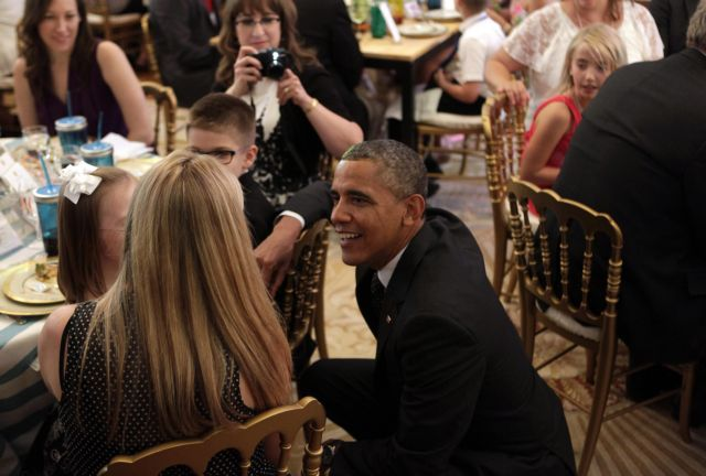 Το μπρόκολο είναι το αγαπημένο φαγητό του Ομπάμα και το χειρότερο του Μπους   tanea.gr