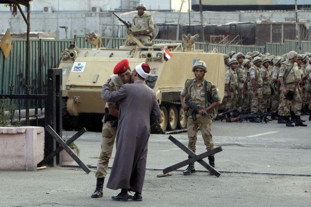 Υπό ισραηλινή πίεση συνεχίζεται ο εξοπλισμός της Αιγύπτου από τις ΗΠΑ   tanea.gr