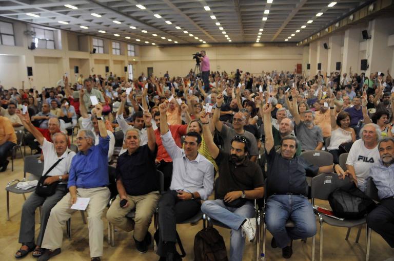Αυτοδιαλύθηκε επισήμως ο Συνασπισμός | tanea.gr